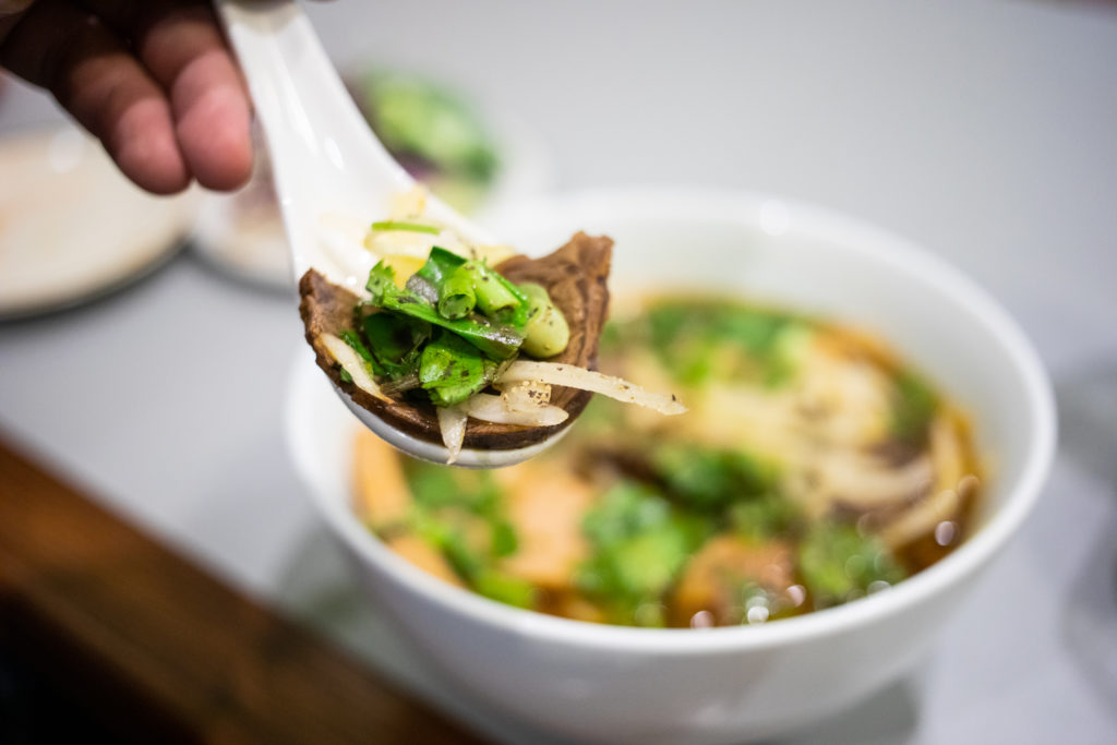 Bite of the Week: Pho's heartier, lesser-known cousin, Bún bò Huế, at Co Tu