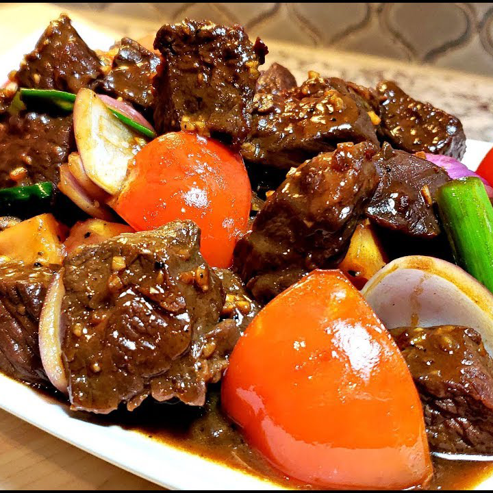 Special combination entrees w/ shaking beef